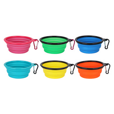 350ml Collapsible Silicon Bowl (PXH003_PC)