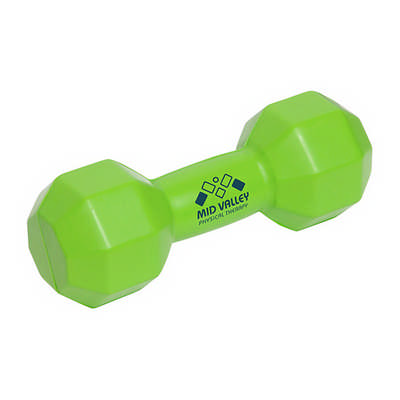 Dumbbell Shape Stress Reliever (PXR012_PC)