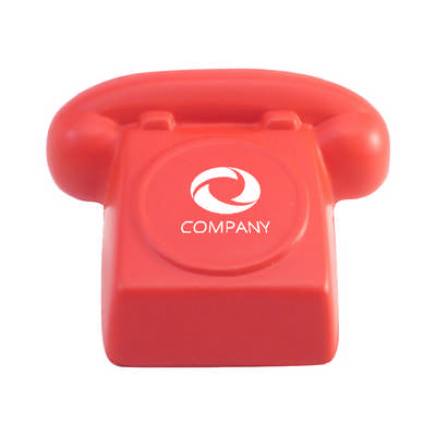 Classic Phone Shape Stress Reliever (PXR024_PC)