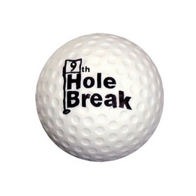 Golfball Shape Stress Reliever (PXR122_PC)
