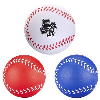 Baseball Shape Stress Reliever (PXR123_PC)