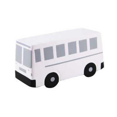 City Bus Shape Stress Reliever (PXR134_PC)
