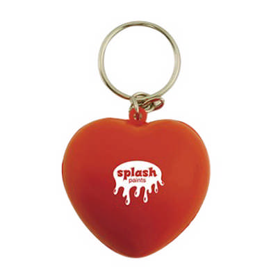 Heart with Keyring Stress Item (PXR173_PC)