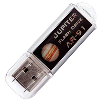 Jupiter Flash Drive 8GB (AR091-8GB_PROMOITS)
