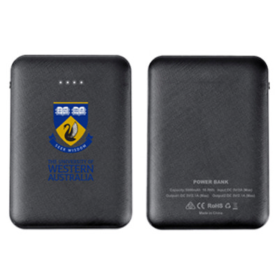 Dawson Power Bank 5000 mAh (Stock) (AR678s_PROMOITS)