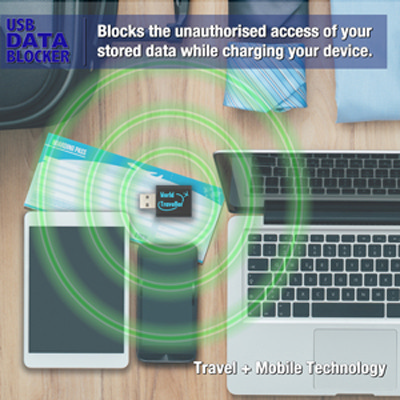 USB Data Blocker - (printed with 4 colour(s)) - (AR732_PROMOITS)