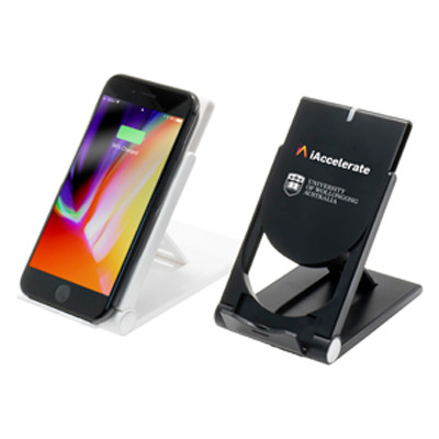 Montreal Foldable Wireless Charger Stand (AR831_PROMOITS)