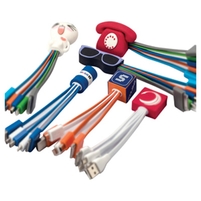 Custom Moulded Charge Cable 4n1 (MB5097SP_PROMOITS)