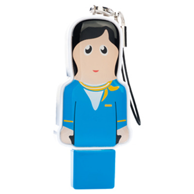 Mini USB People 4GB - Customised (USM6109C-4GB_PROMOITS)