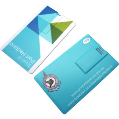 Slimline III Flash Drive 4GB (USM6181s-4GB_PROMOITS)