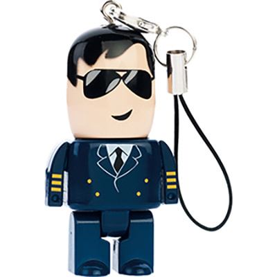 Micro USB People - Professional 2GB (USM8012B-2GB_PROMOITS)