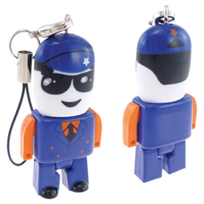 Micro USB People - Customised 2GB (USM8012C-2GB_PROMOITS)