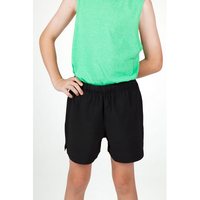 4 way stretch fabric kids shorts (S611KS_RAMO)