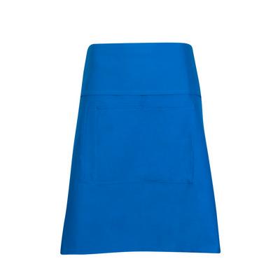 Short Waist Apron - 100% cotton canvas (AP401S_RAMO)