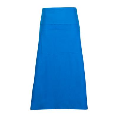 Long Waist Apron - 100% Cotton Canvas (AP402L_RAMO)