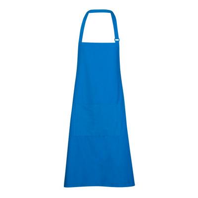 Full-bib Apron - 100% cotton canvas apron (AP403B_RAMO)