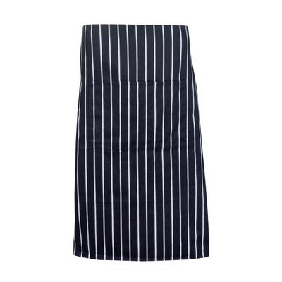 Striped Apron - Full-waist (AP602L_RAMO)
