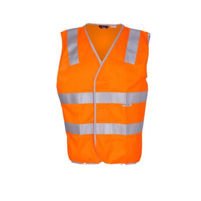 100% Polyeter Vest with 3M reflective tape (V001HP_RAMO)