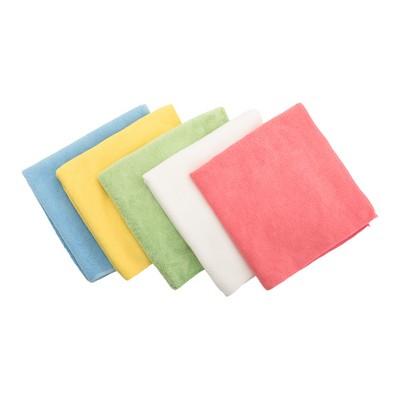 Microfiber Wash cloths (MF105_SIM)