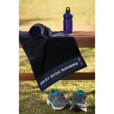 PhotoPlus Sports Towel unprinted   (PP144BLANK_SIM)