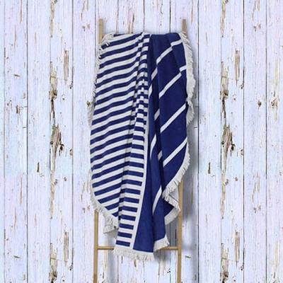 Round beach towel (RT115_SIM)