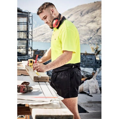 Mens Rugby Short (ZS105_SYZM)