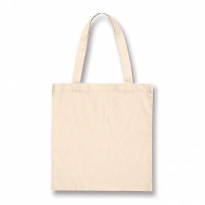Sonnet Cotton Tote Bag (100566_TRDZ)