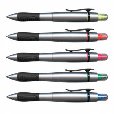 Duo Pen with Highlighter (101778_TRDZ)