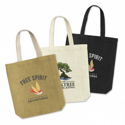 Thera Jute Tote Bag (108034_TRDZ)