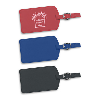 Soft Touch Luggage Tag (109349_TRDZ)