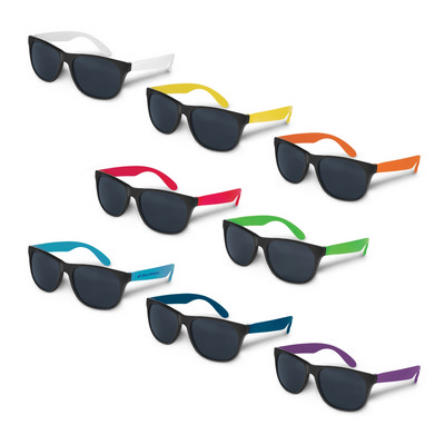Malibu Basic Sunglasses - Two Tone (109529_TRDZ)