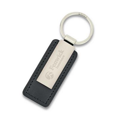 Leatherette Key Ring (109654_TRDZ)