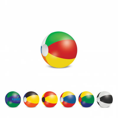 Beach Ball - 21cm Mix and Match  - (printed with 1 colour(s)) - (110504_TRDZ)