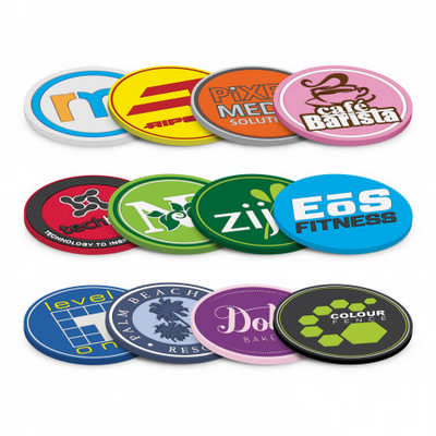 PVC Coaster - (printed with 4 colour(s)) - (110538_TRDZ)