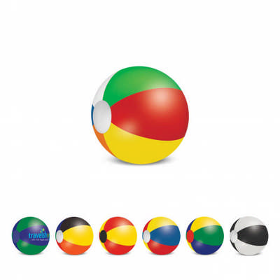 Beach Ball - 28cm Mix and Match - (printed with 1 colour(s)) - (110548_TRDZ)