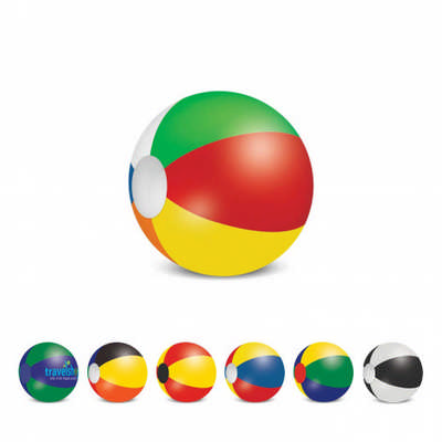 Beach Ball - 34cm Mix and Match  - (printed with 1 colour(s)) - (110549_TRDZ)