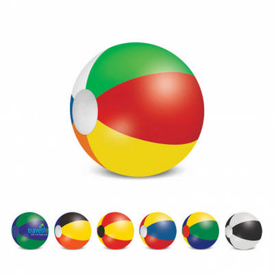 Beach Ball - 40cm Mix and Match  - (printed with 1 colour(s)) - (110550_TRDZ)