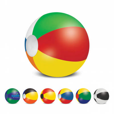 Beach Ball - 48cm Mix and Match  - (printed with 1 colour(s)) - (110551_TRDZ)