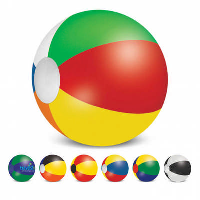 Beach Ball - 60cm Mix and Match - (printed with 1 colour(s)) - (110552_TRDZ)