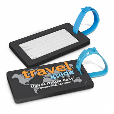 PVC Luggage Tag (110553_TRDZ)
