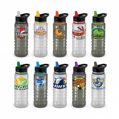 Triton Elite Bottle - Clear and Black (110748_TRDZ)