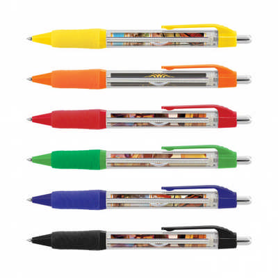 Aries Banner Pen - (printed with 1 colour(s)) - (110826_TRDZ)