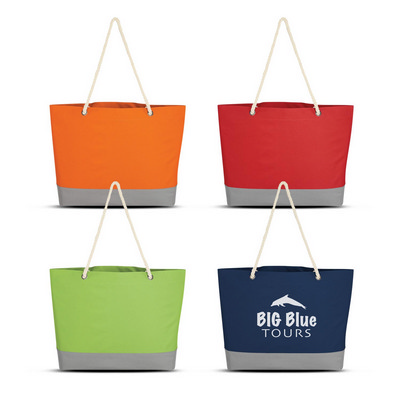 Boca Rope Handle Tote Bag (111371_TRDZ)