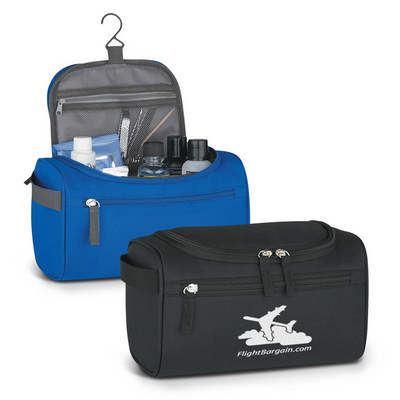 Deluxe Travel Toiletry Bag (111395_TRDZ)
