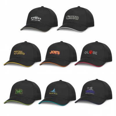Swift Premium Cap - Black (112564_TRDZ)