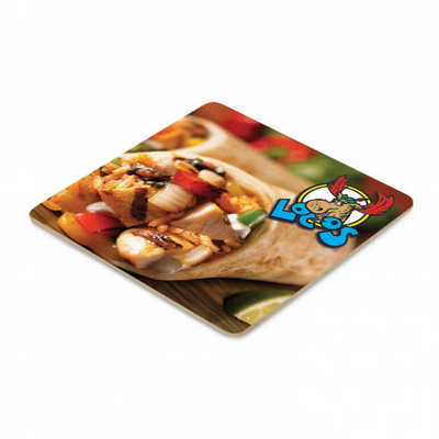 Cardboard Drink Coaster - Square (112892_TRDZ)