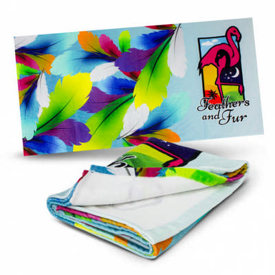 Picasso Beach Towel (112906_TRDZ)
