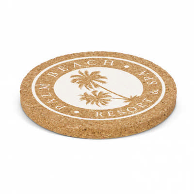 Oakridge Cork Coaster - Round (112967_TRDZ)