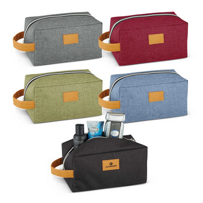 Heathered Toiletry Bag (113429_TRDZ)