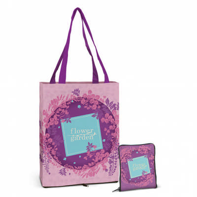 Dallas Compact Cotton Tote Bag (113566_TRDZ)